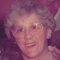 Evelyn D (Bourgoin) Helinski